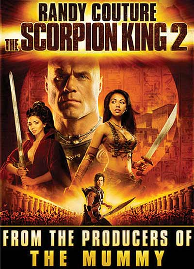Skorpionu karalis 2 / The Scorpion King: Rise of a Warrior