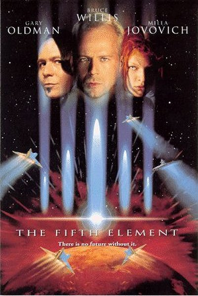 Piektais elements / The fifth element