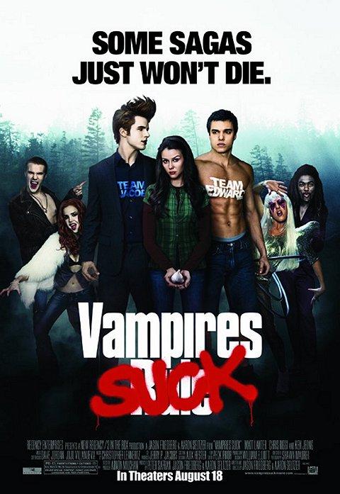 Vampīru sūcfilma / Vampires Suck