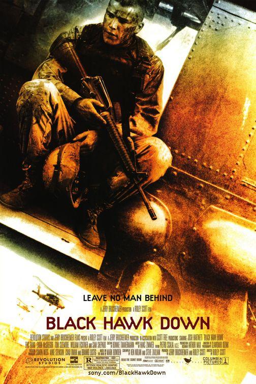 Melnais Vanags notriekts / Black Hawk Down