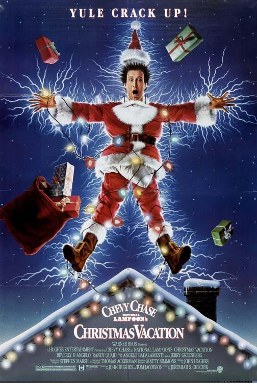 Lampūni: Ziemassvētku brīvdienas / National Lampoon`s Christmas Vacation