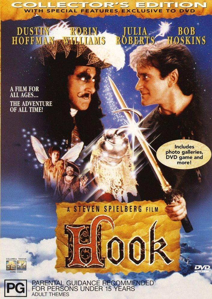 Kapteinis Āķis / Hook