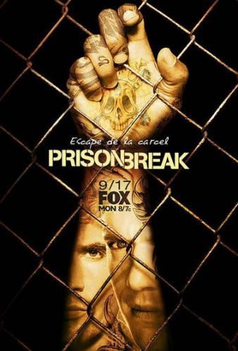 Izlaušanās 2.sezona / Prisonbreak