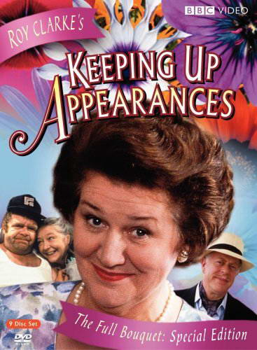 Smalkais stils : 4. sezona / Keeping Up Appearances