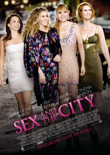 Sekss un lielpilsēta : 4.sezona / Sex and the City