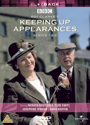 Smalkais stils : 3.sezona / Keeping Up Appearances