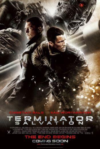 Terminators: Glābšana / Terminator Salvation