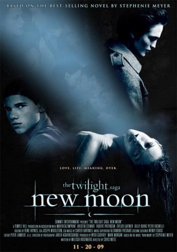 Krēslas sāga: Jauns Mēness / The Twilight Saga: New Moon