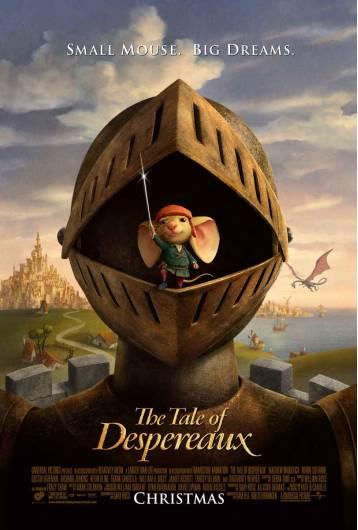Pasaka par Despero / The Tale of Despereaux