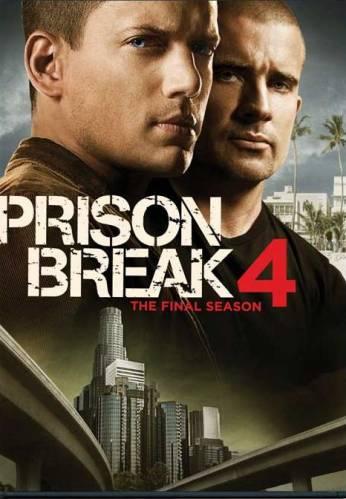 Izlaušanās : 4.sezona / Prison Break