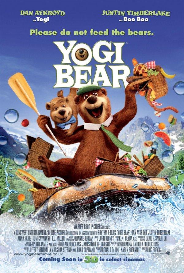 Lācis Jogijs / Yogi Bear