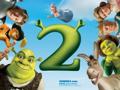 Šreks 2 / Shrek 2