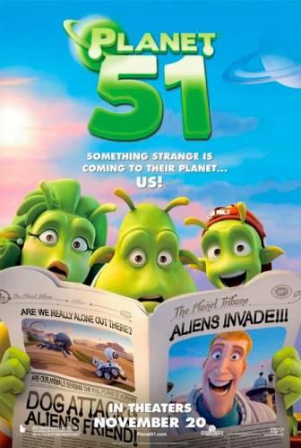 Planēta 51 / Planet 51