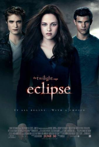 Krēsla: Aptumsums / The Twilight Saga: Eclipse