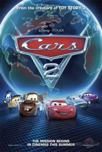 Vāģi 2 / Cars 2