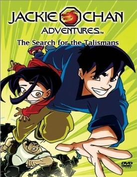Džekija Čana piedzīvojumi : 3 Sezona / Jackie Chan adventures