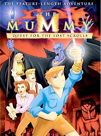 Mūmija - Seno tīstokļu meklējumos / The Mummy - Quest for the Lost Scrolls