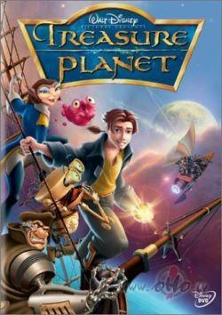 Bagātību planēta / Treasure Planet