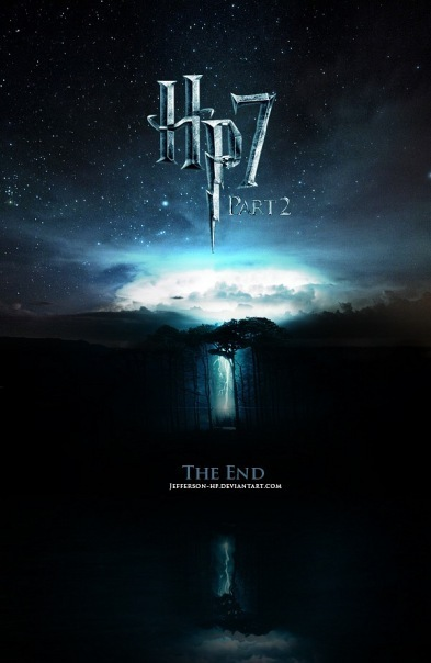 Harijs Poters un Nāves dāvesti: Otrā daļa / Harry Potter and the Deathly Hallows: Part 2
