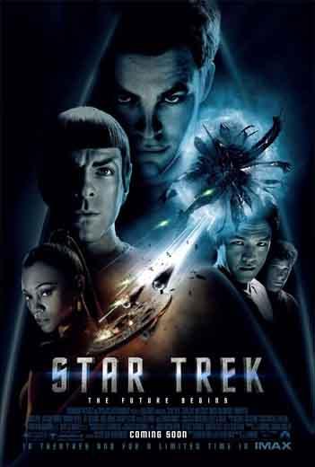 Zvaigžņu ceļš / Star Trek