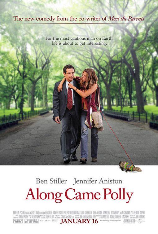 Pollija ir klāt / Along Came Polly