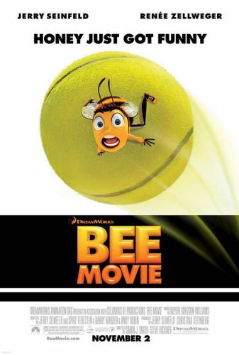Par bitēm / Bee movie