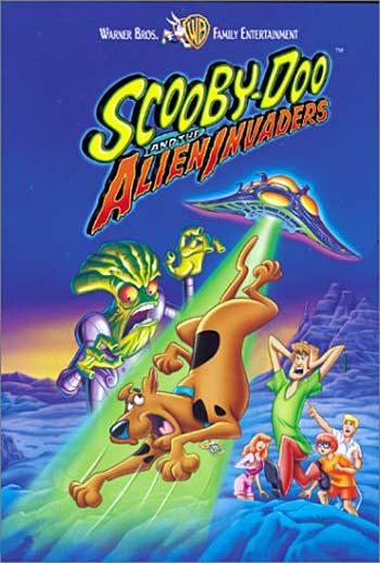 Skubijs Dū un svešie / Scooby-Doo And The Alien Invaders