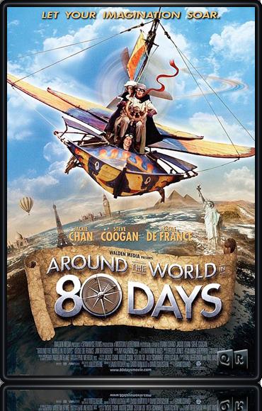 80 dienās apkārt zemeslodei / Around the World in 80 Days