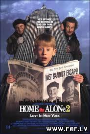 Viens pats mājās 2 / Home Alone 2