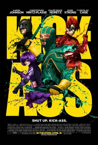 Kick-Ass: Jaunie Supervaroi / Kick-Ass