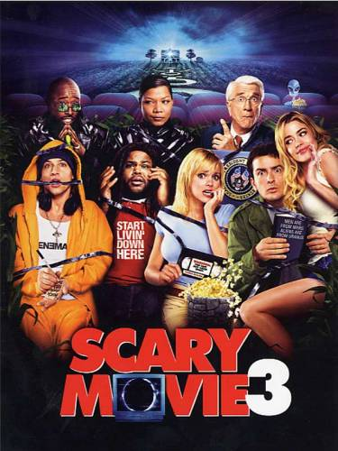 Šausmene 3 / Scary Movie 3