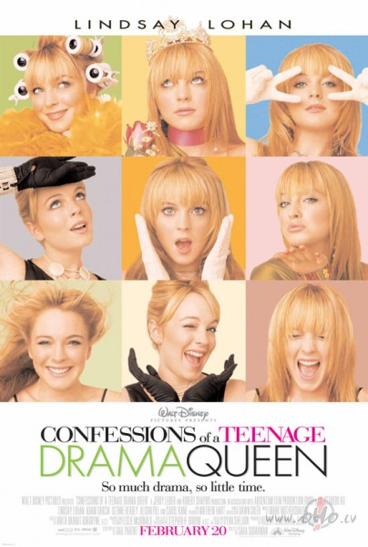Skatuves zvaigzne / Confessions of a Teenage Drama Queen