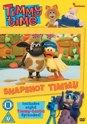 Aunia Timija laiks: Timija dvnis / Timmy Time
