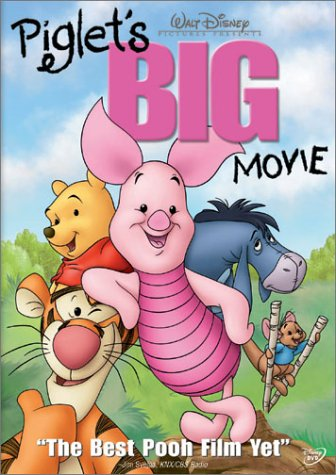 Filmiņa par sivēnu / Piglet's Big Movie