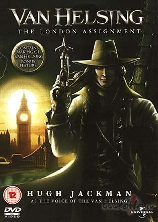 Van Helsings: Londonas uzdevums / Van Helsing: The London Assignment