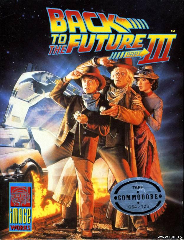 Atpakaļ nākotnē 3 / Back to future 3