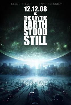 Diena kad apstājās Zeme / The day the earth stood still