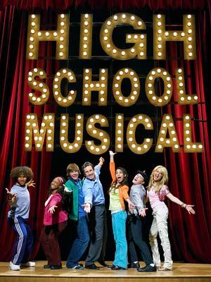 Vidusskolas mūzikls / High school musical
