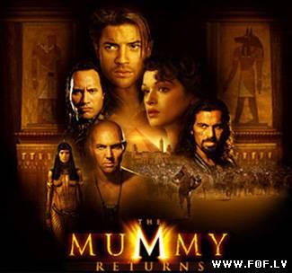 Mūmija atgriežas / The Mummy Returns