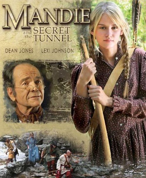 Mendija un slepenā eja / Mandie and the Secret Tunnel