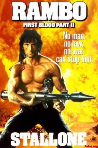 Rembo 2 / Rambo: First Blood Part II