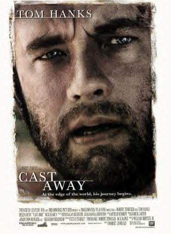 Pamestais / Cast Away