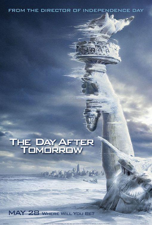 Diena pēc rītdienas / The Day After Tomorrow