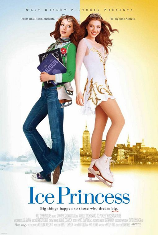 Ledus princese / Ice Princess