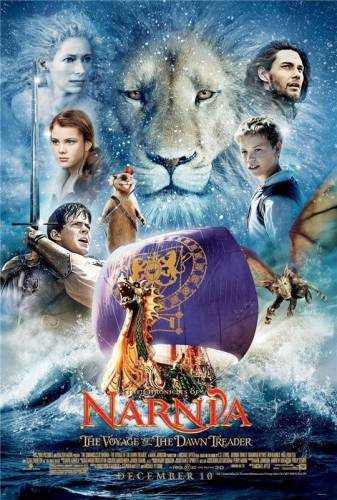 Nārnijas hronika: Rītausmas ceļinieka brauciens / Chronicles of Narnia: The Voyage of the Dawn Treader