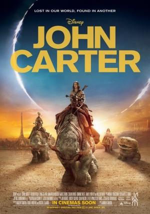 Džons Kārters / John Carter