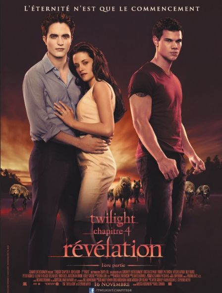 Krēslas sāga: Rītausma 1.daļa / The Twilight Saga: Breaking Dawn - Part 1