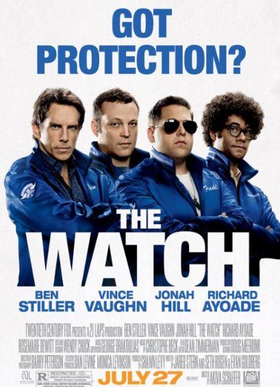 Kaimiņu patruļa / The Watch
