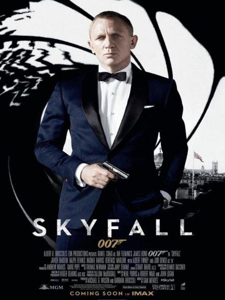 Džeims Bonds: Operācija ''Skyfall'' / Skyfall