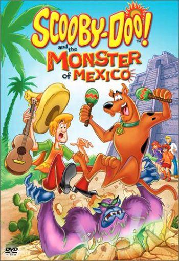 Skubijs Dū un Meksikas briesmonis / Scooby-Doo! and the Monster of Mexico